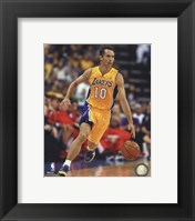 Framed Steve Nash 2012-13 Los Angeles Lakers