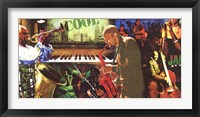 Framed Cool Jazz