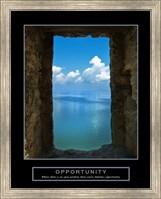 Framed Opportunity - Wall