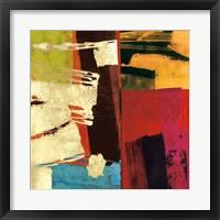 Framed Colors I