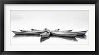 Framed Zen Boats