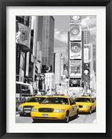 Framed Times Square I