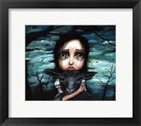 Framed Clarice