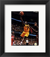 Framed Dion Waiters 2012-13 Action