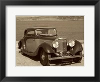 Framed Vintage Cars IV