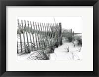 Framed Beach Scape III