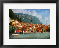 Framed Como Village