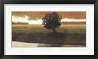 Framed Panoramic Horizon I