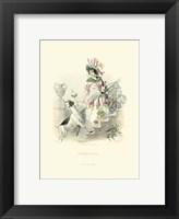 Framed Le Fleur AnimT IV