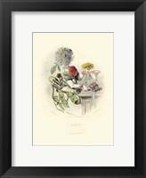 Framed Le Fleur AnimT VII