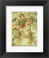 Framed Sycamore Fairy