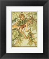 Framed Sycamore Fairy