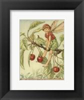 Framed Cherry Tree Fairy