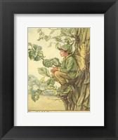 Framed Elm Fairy
