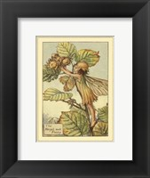Framed Hazelnut Fairy
