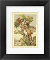 Framed Hazelnut Fairy