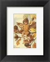 Framed Beechnut Fairy