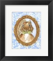 Framed Teacher's Pet - Squirrel
