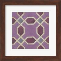 Framed Brilliant Symmetry V