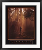Framed Commitment-Runner