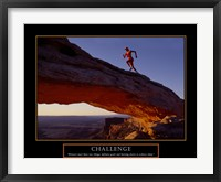 Framed Challenge-Runner