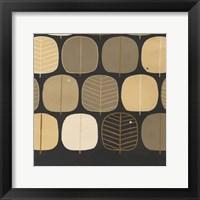 Framed Woodland Motif I
