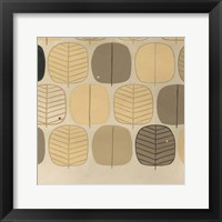 Framed Woodland Motif II