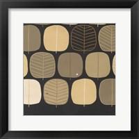 Framed Woodland Motif IV
