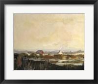 Framed Flemish Winter III