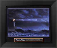 Framed Possibilities - Lighthouse