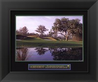 Framed Achievement-Golf