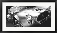 Framed Vintage Racing I