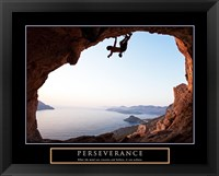 Framed Perseverance-Cliffhanger