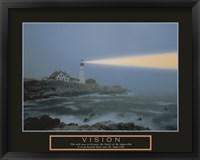 Framed Vision-Lighthouse