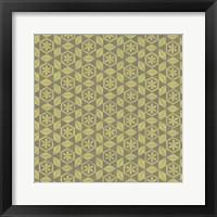 Framed Graphic Pattern II