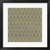 Framed Graphic Pattern IV