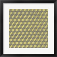 Framed Graphic Pattern V