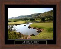 Framed Leadership-Golf