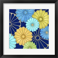 Framed Floral Confetti IV