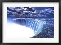 Framed Niagara Falls