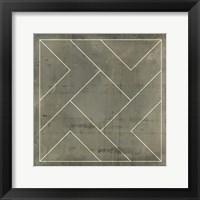 Framed Geometric Blueprint VI
