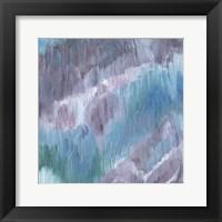 Framed Lapis Impressions II