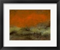 Framed Meadow V