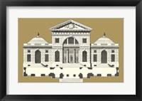 Framed Grand Facade II