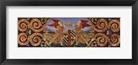 Framed Urbino Bible