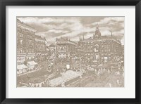 Framed Impressions of Milan I