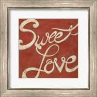 Framed Sweet Love