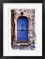 Framed Doors of Europe I