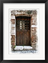 Framed Doors of Europe IV