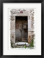 Framed Doors of Europe XIV